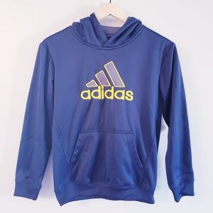 Boys Adidas Hoodie Swestshirt